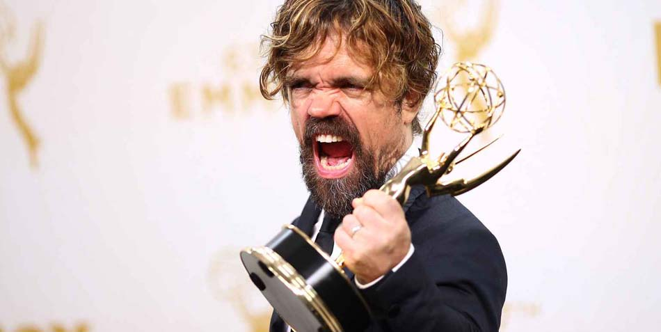 "Emmy Awards 2015: Peter Dinklage ""Game of Thrones"""
