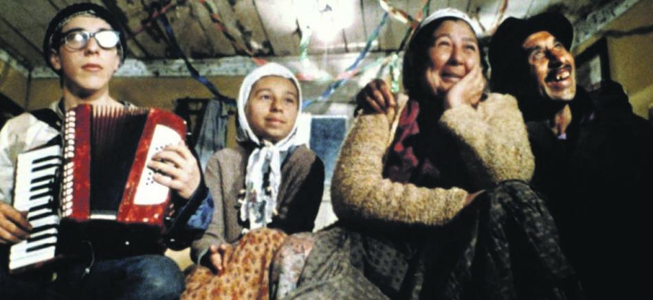 Le Temps des Gitans D'Emir Kusturica