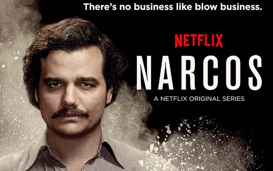 Narcos De Eric Newman, Carlo Bernard et Chris Brancato
