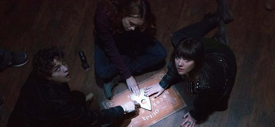 Ouija de Stiles White