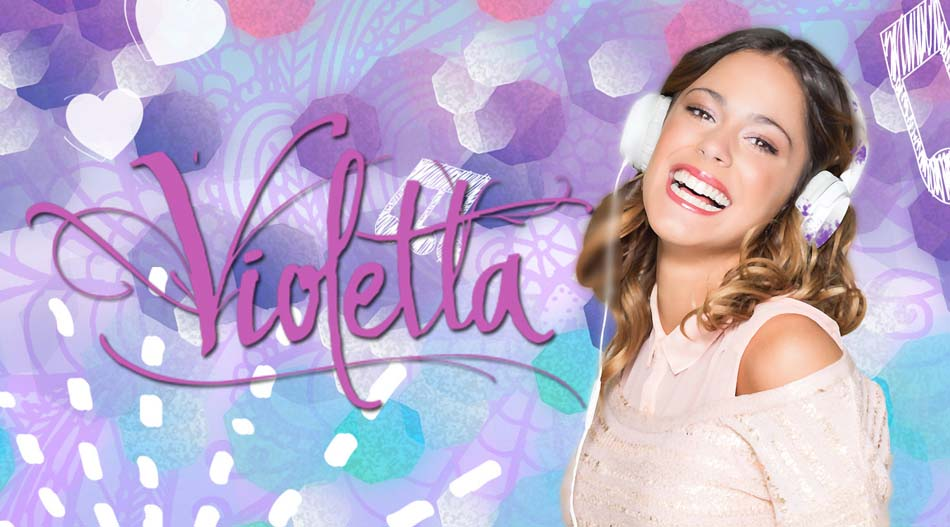 la star de la s rie disney channel violetta aura droit. Black Bedroom Furniture Sets. Home Design Ideas