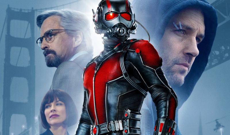 Ant-Man en DVD et Blu-Ray