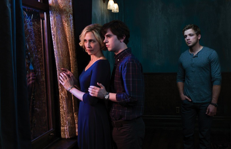 Bates Motel Saison 3 en DVD et Blu-ray