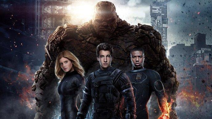 Les 4 Fantastiques en DVD & Blu-Ray