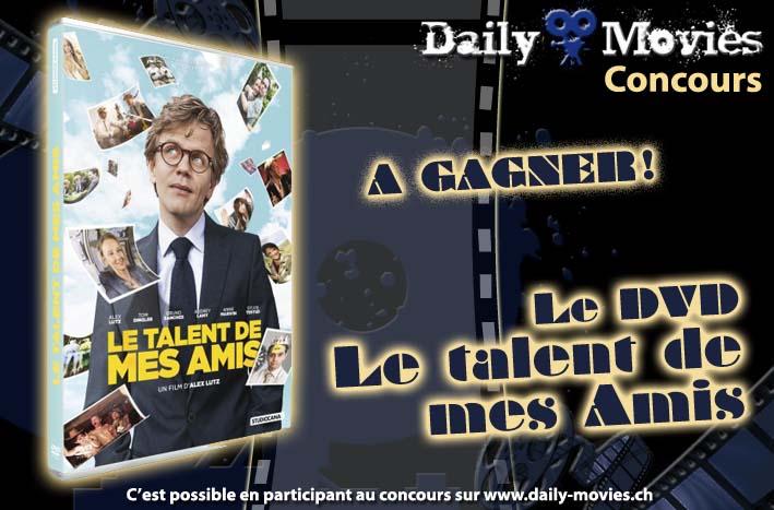 Concours : Le Talent de mes Amis en DVD