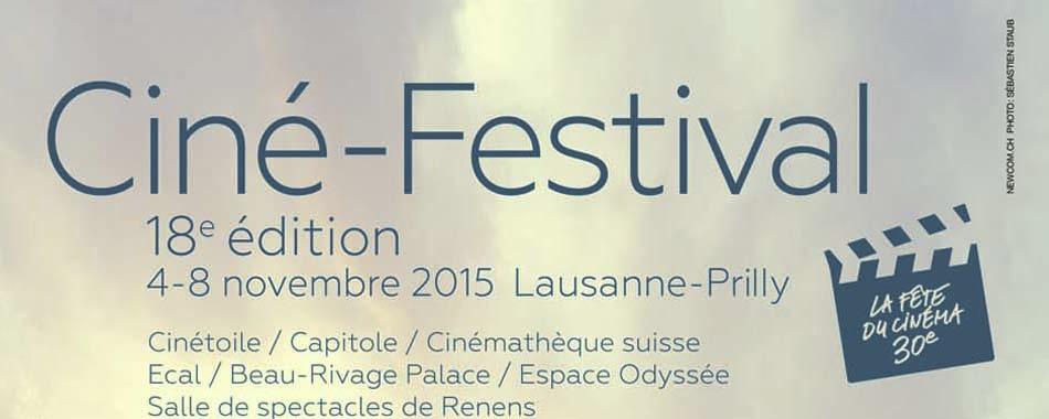 18ème Ciné-Festival 2015