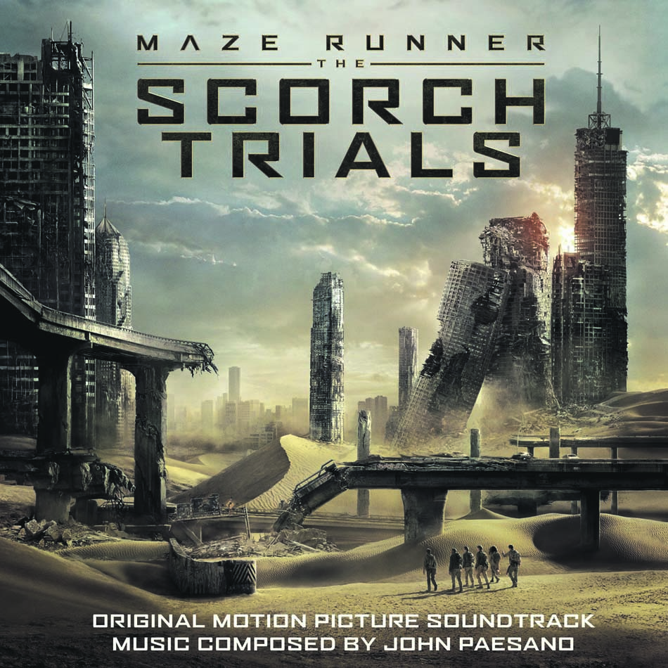 Maze Runner – The Scorch Trials - Soundtracks