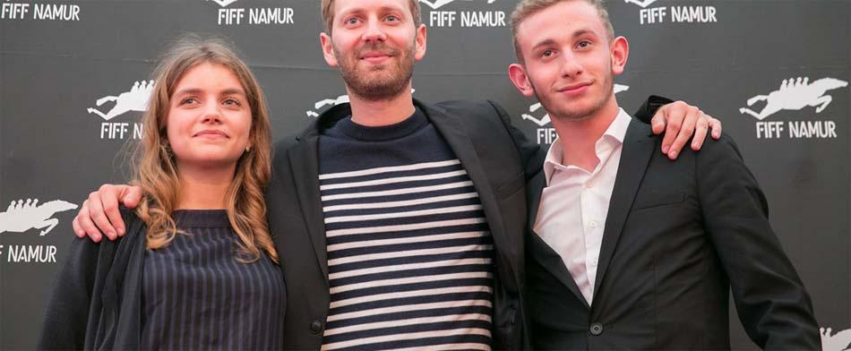 """Guillaume Senez et Kacey Mottet Klein pour """"Keeper"""""""