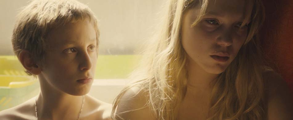 Kacey Mottet Klein et Léa Seydoux : L'Enfant d'en haut d'Ursula Meier