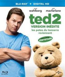 Ted 2 - Blu-Ray