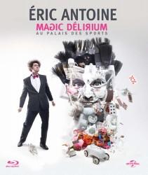 Éric Antoine : Magic Délirium au Palais des Sports