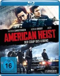 American Heist - Bluray