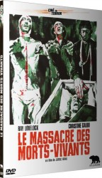 Le Massacre des Morts-Vivants - DVD