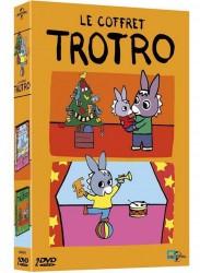 Le coffret Trotro – 2 DVD - Trotro fait son cirque / Le Noël de Trotro
