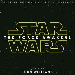 Star Wars the force awakens BO john williams
