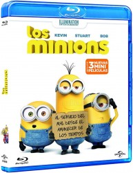 Minions - Bluray 3D