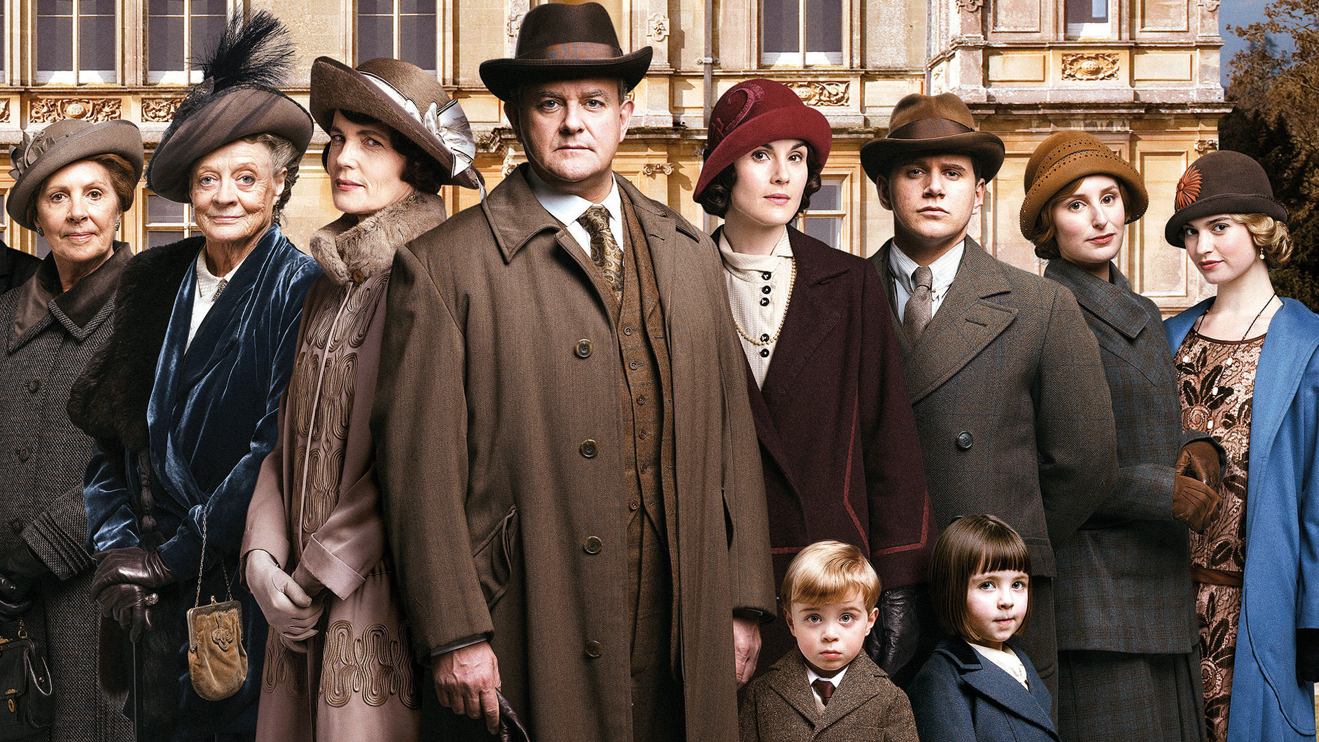 Downton Abbey Coffret integral en bluray