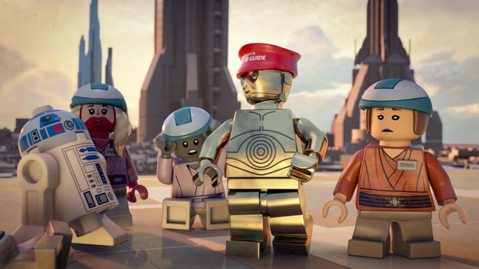 Lego Star Wars : Les Contes des Droïdes