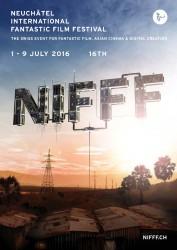 Festival International du Film Fantastique de Neuchâtel 2016