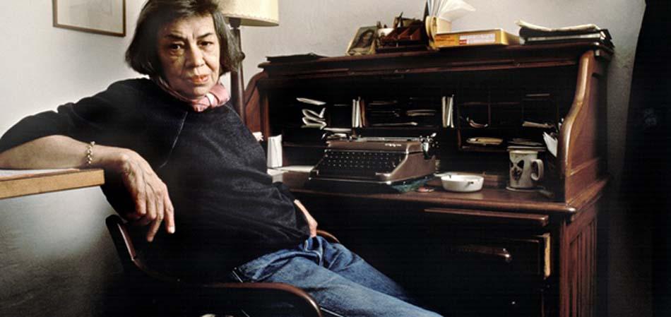 Patricia Highsmith en 1987