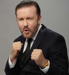 Golden Globes 2016 : Ricky Gervais