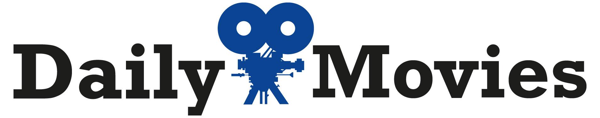 Logo Daily Movies - Blanc
