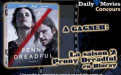 Concours : Penny Dreadful - Saison 2