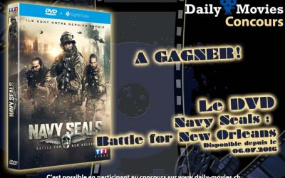 Concours : Navy Seals - Battle for New Orleans