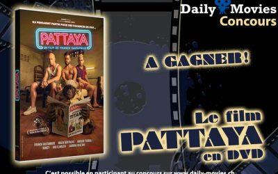 Concours : Pattaya en DVD