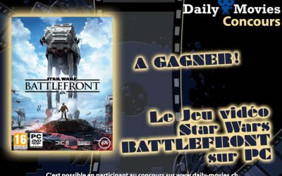 Concours: Star Wars Battlefront