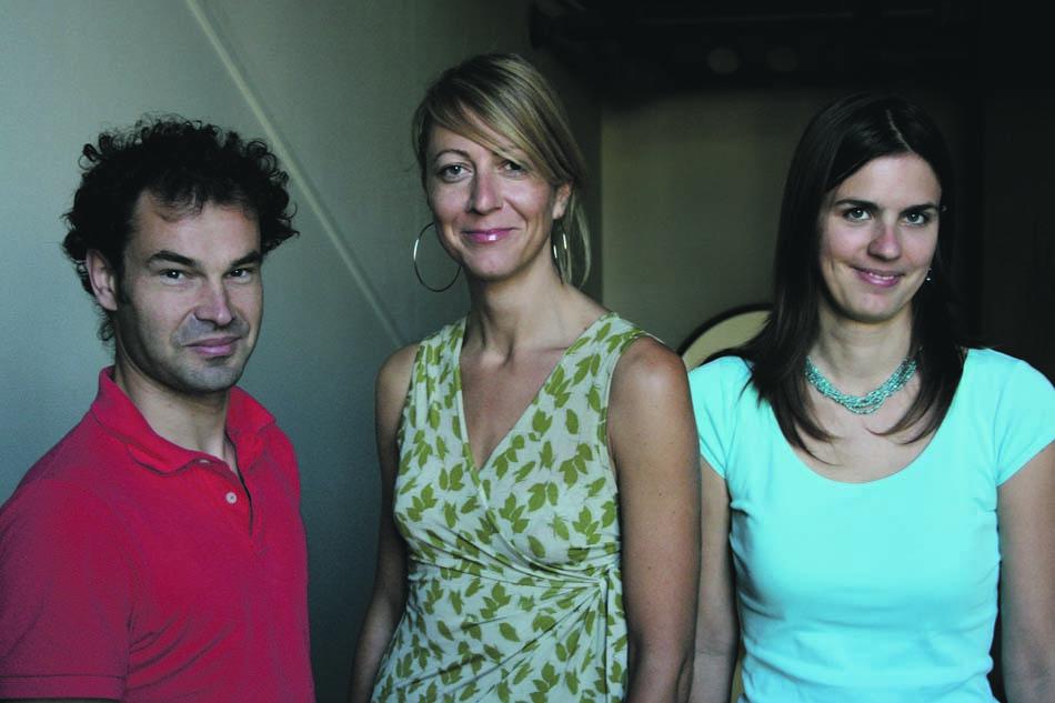 14ème Cinémas Tous Ecrans : Jasmin Basic, Daphné Rozat et Bruno Quiblier
