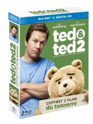 Coffret Ted par Seth MacFarlane