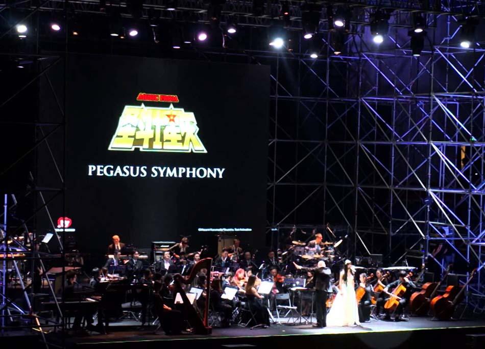 Pegasus Symphony – Music from Saint Seiya
