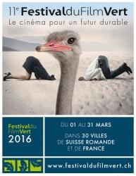 11ème FESTIVAL DU FILM VERT