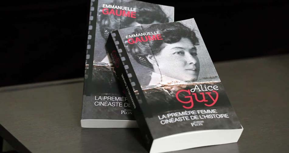 Alice Guy par Emmanuelle Gaume