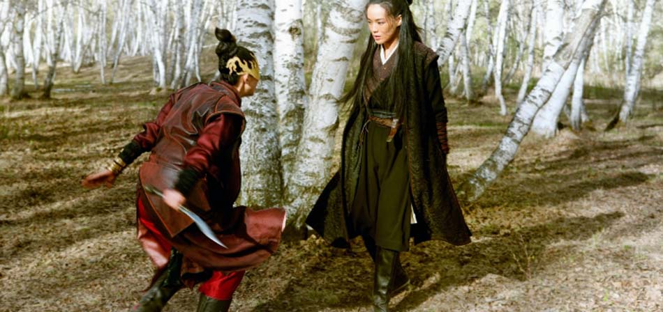 """The Assassin"" : Hou Hsiao-Hsien"
