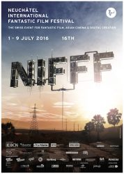 Affiche NIFFF 2016