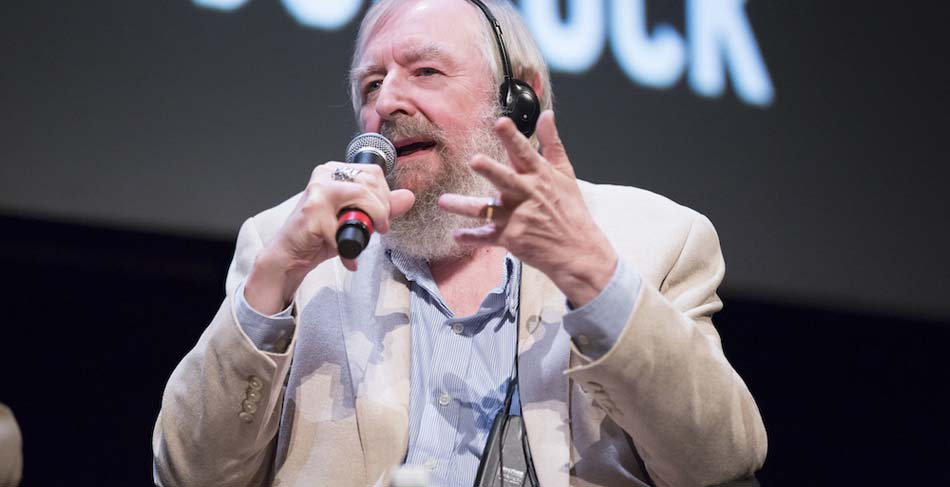Michael Moorcock, News Worlds of Fantasy, NIFFF 2015