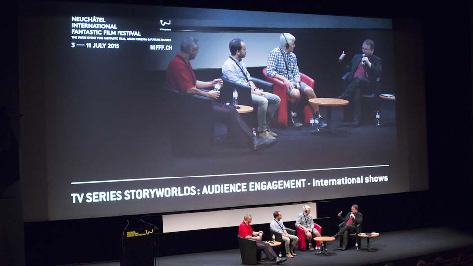 Series Storyworlds, NIFFF 2015