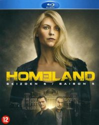 homeland-s5-bluray cover