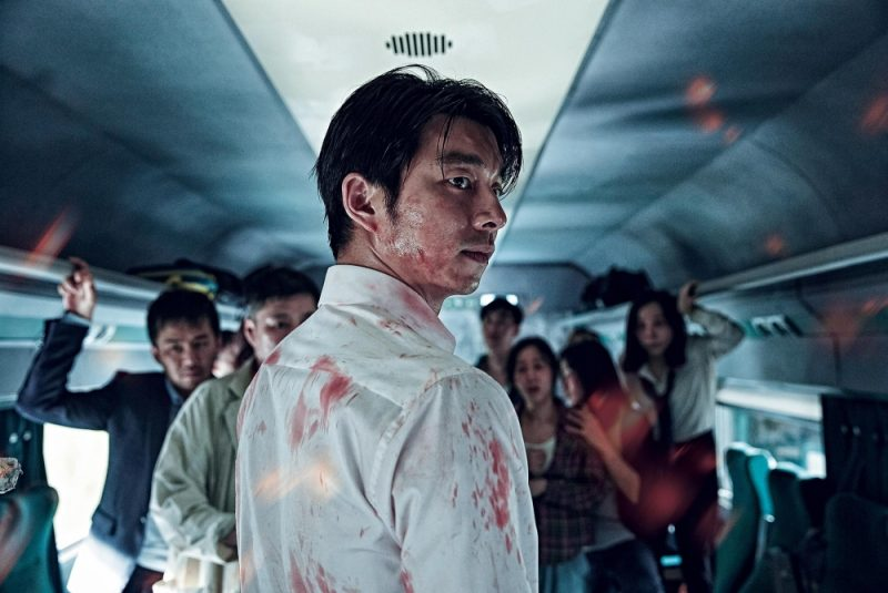 Train to Busan de Yeon Sang-ho