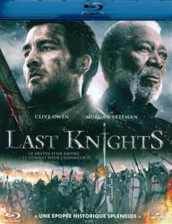 Last Knights bluray