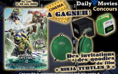 Concours : Ninja Turtle 2