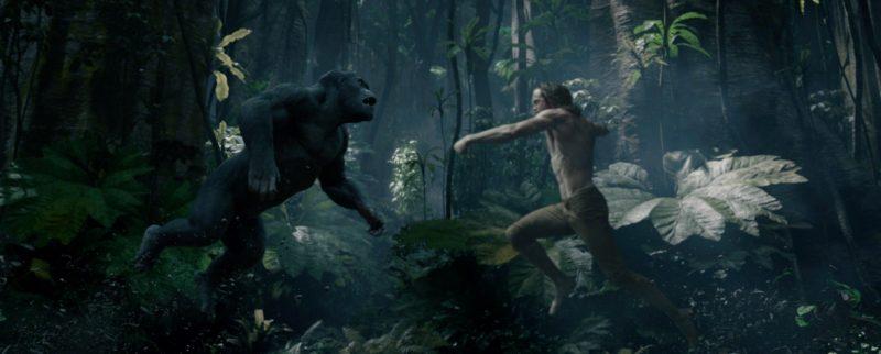 Tarzan de David Yates