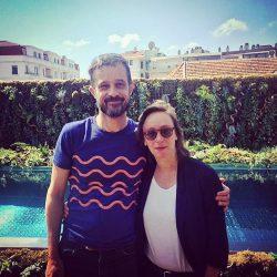 Claude Barras et Céline Sciamma