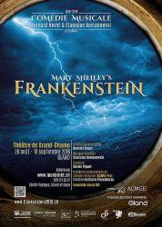 Comédie Musicale Mary Shelley's Frankenstein @ Théâtre Grand-Champs | Gland | Vaud | Suisse