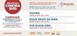 Cinéma Sud : TULPAN @ Esplanade  | Carouge | Genève | Suisse