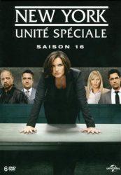 New-York Unite speciale Saison 16_dvd