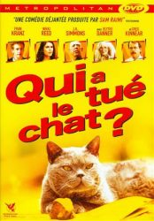 Qui a tue le chat DVD