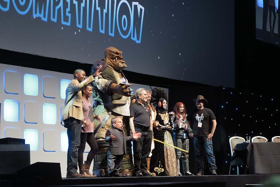 Star Wars Celebration 2016 - London (Indy)